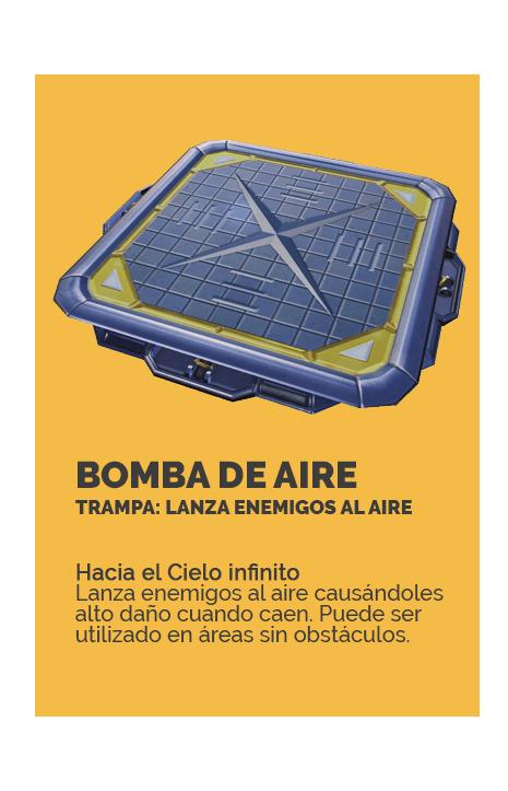 BOMBDA DE AIRE