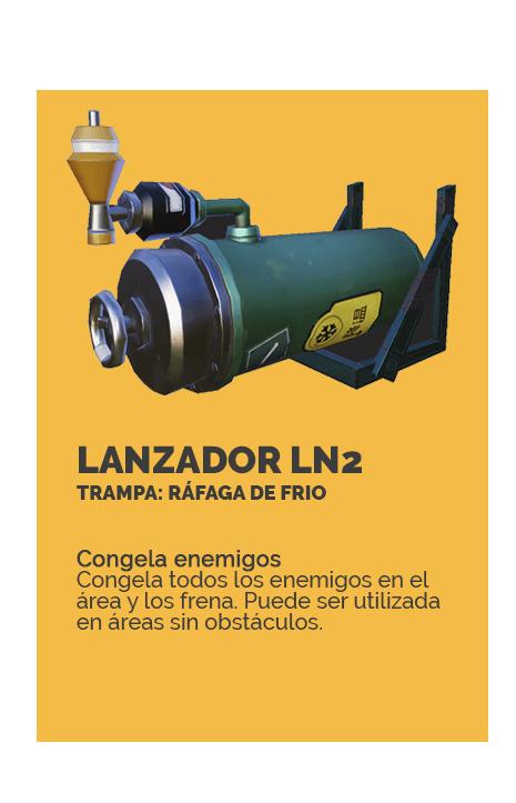 LANZADOR L2