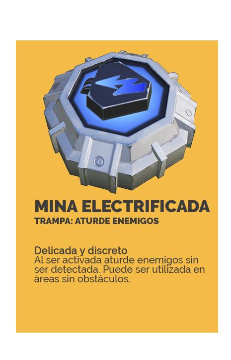 MINA ELECTRICA